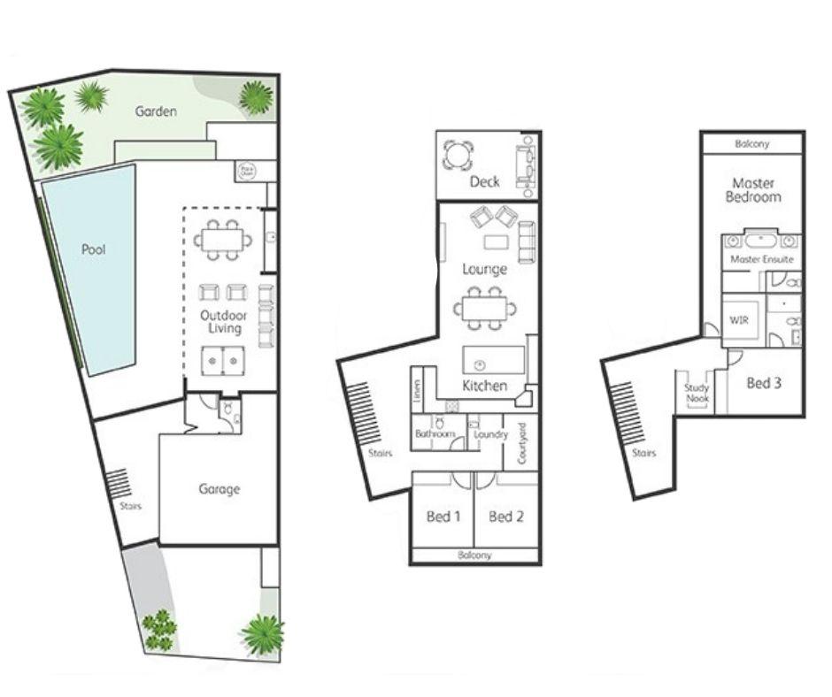 Optimise the Floorplan