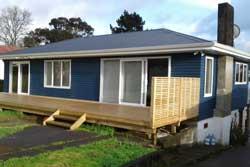 Three-step process renovations Auckland